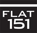Flat 151 MASTER logo